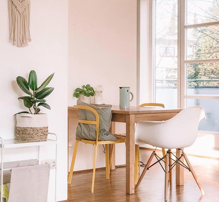 Idee di decorazioni di primavera per la vostra casa