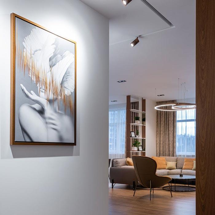 Idee creative per le pareti di casa