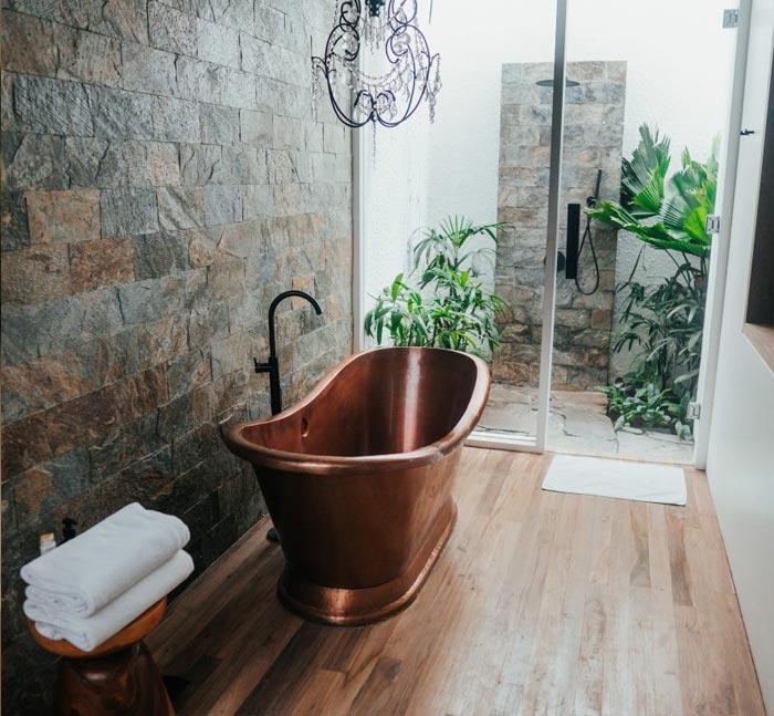 Ispirazione per il bagno: 5 tips originali