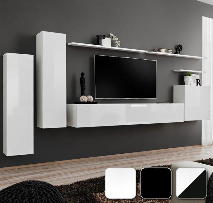 Mobili da soggiorno Berit 1 per abbinare il tuo gusto