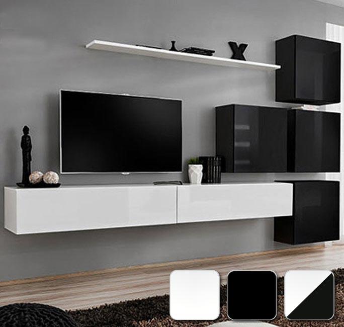 Mobili da soggiorno Berit 2 per abbinare il tuo gusto