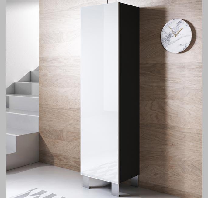 mobile-sospeso-luke-v4-40x165cc-piedini-aluminium-nero-bianco