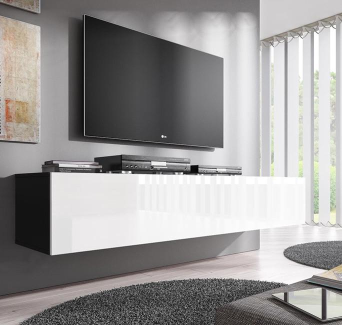mobile tv forli xl nero bianco