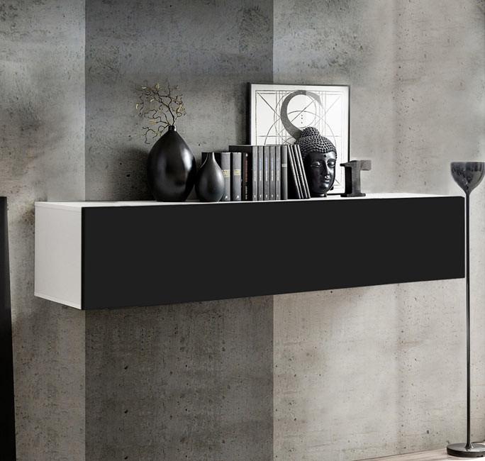 mobile tv krista h150 bianco nero