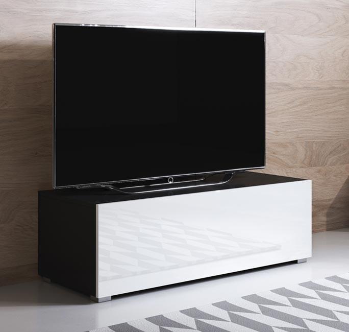 mobile-tv-luke-h1-100x30-zampe-nero-bianco