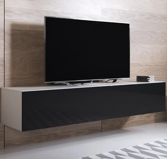 mobile-tv-luke-h2-160x30-bianco-nero