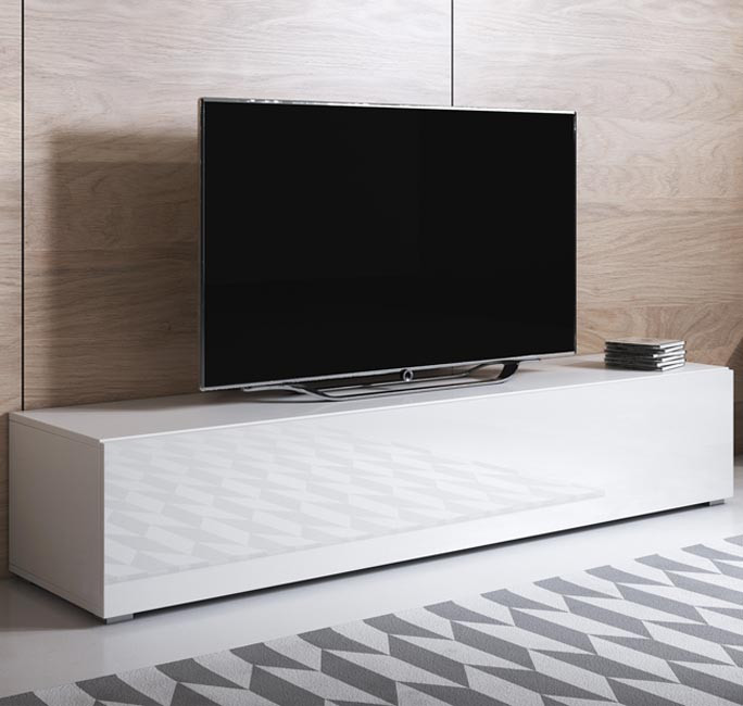 mobile-tv-luke-h2-160x30-zampe-bianco