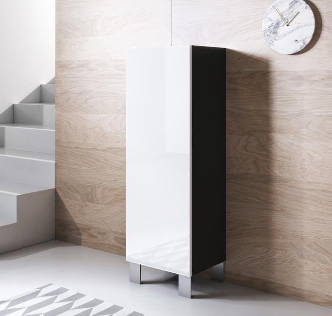 mobile-tv-luke-v1-40x126-piedini-alluminio-nero-bianco