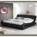 cama alessia negra