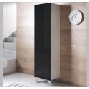 mobile-sospeso-luke-v4-40x165cc-piedini-aluminium-bianco-nero