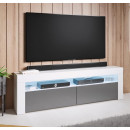 mobile-tv-aker-140-bianco-grigio