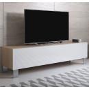 mobile-tv-luke-h2-160x30-piedini-aluminium-sonoma-bianco