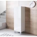 mobile-tv-luke-v1-40x126-piedini-alluminio-bianco