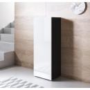 mobile-tv-luke-v1-40x126-zampe-nero-bianco