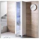 mobile-tv-luke-v5-40x165cr-zampe-alluminio-bianco