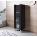 vetrinetta-luke-v2-40x126cm-piedini-alluminio-nero