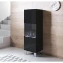 vetrinetta-luke-v3-40x126cm-piedini-alluminio-nero