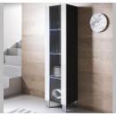 vetrinetta-luke-v5-40x165cc-piedini-alluminio-nero-bianco