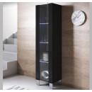 vetrinetta-luke-v5-40x165cc-piedini-alluminio-nero