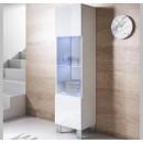 vetrinetta-luke-v6-40x165cc-piedini-alluminio-bianco
