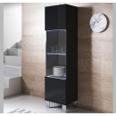 vetrinetta-luke-v6-40x165cc-piedini-alluminio-nero