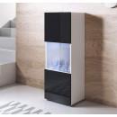 vetrinetta-piedini-bianchi-luke-v6-40x126cm-bianco-nero