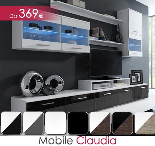 Mobile da soggiorno Claudia