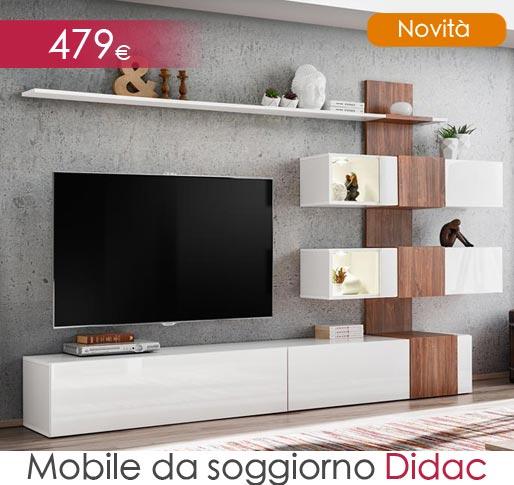 Mobile da soggiorno Didac