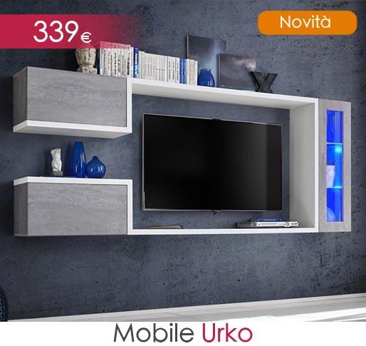 Mobile da soggiorno Urko