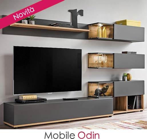 Nuova mobile da soggiorno Odin